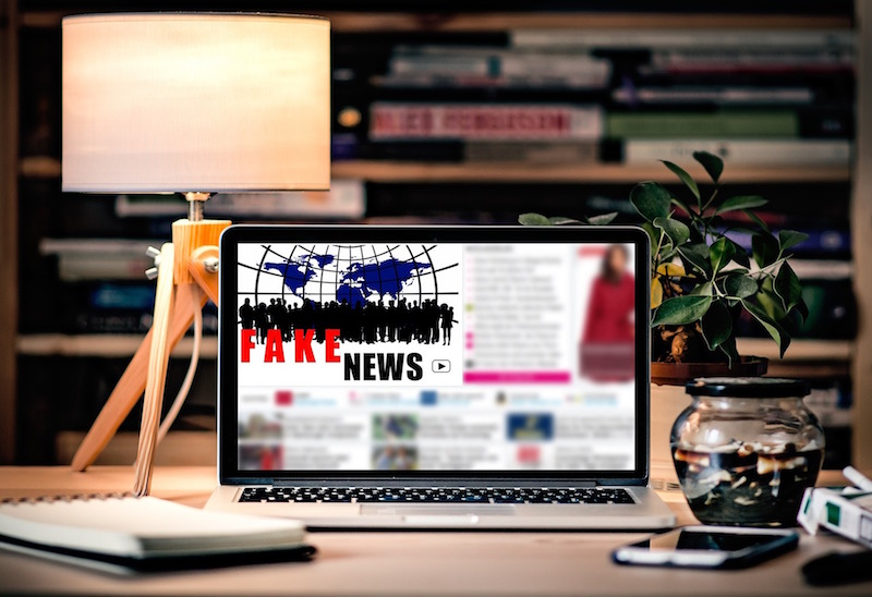 Fake News & Four Online Privacy Tips By Alan Newcomb