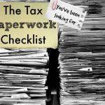 Alan Newcomb's Tax Paperwork Checklist