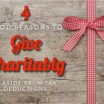 Newcomb's Four Good Reasons To Give Charitably, Aside From Tax Deductions