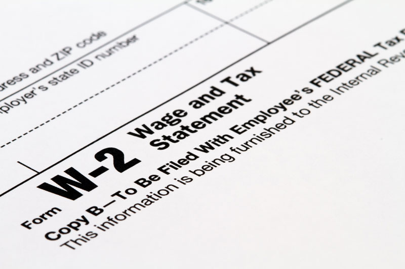 IRS Form 4852: Bills Tax Service Explains the Substitute for the W-2
