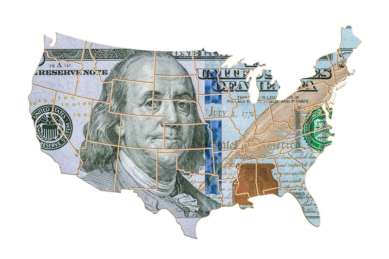 Bills Tax Service Sheds Light on Some of the Highest State Sales Tax Rates