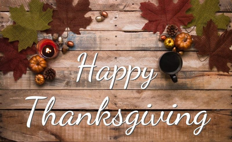 Happy Thanksgiving 2019 from Bills Tax Service to your family