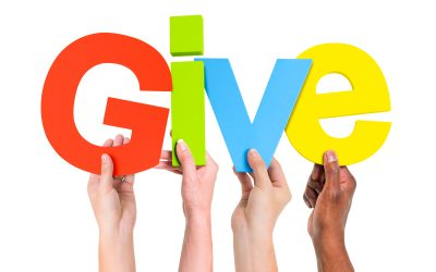How Year-End Giving Changes You by Alan Newcomb