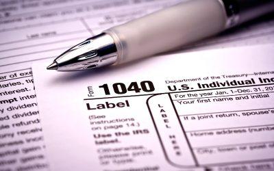 Alan Newcomb's 2019 Tax Documents List