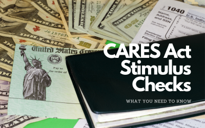 Alan Newcomb Clears Up Confusion Around The Stimulus Checks