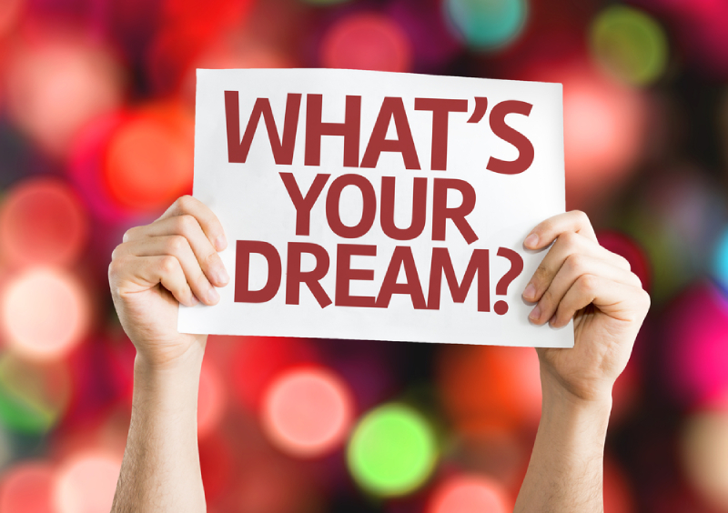 Time To Dream With Your Friendly Centralia, IL Tax Professional