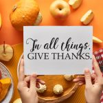 Cultivating Gratitude for Thanksgiving 2020 in Centralia, IL