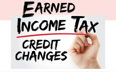 Big Earned Income Tax Credit Changes for all Centralia, IL Filers in 2021